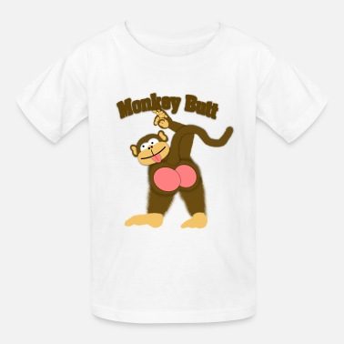 Monkey Butt Monkey Butt 2 - Kids' T-Shirt