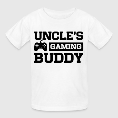 Uncles Gaming Buddy - Kids' T-Shirt