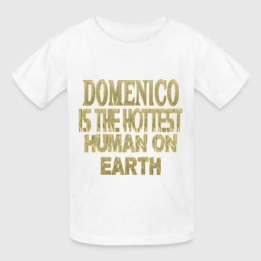 Domenico - Kids' T-Shirt