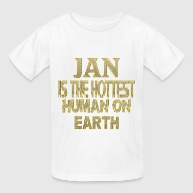 Jan - Kids' T-Shirt