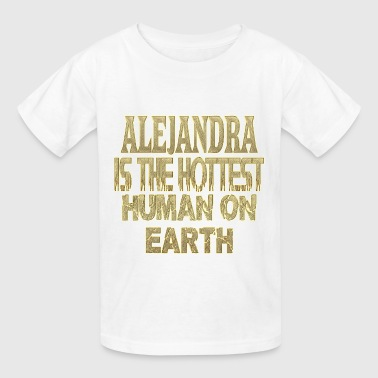 Alejandra - Kids' T-Shirt