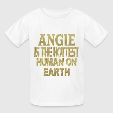 Angie - Kids' T-Shirt