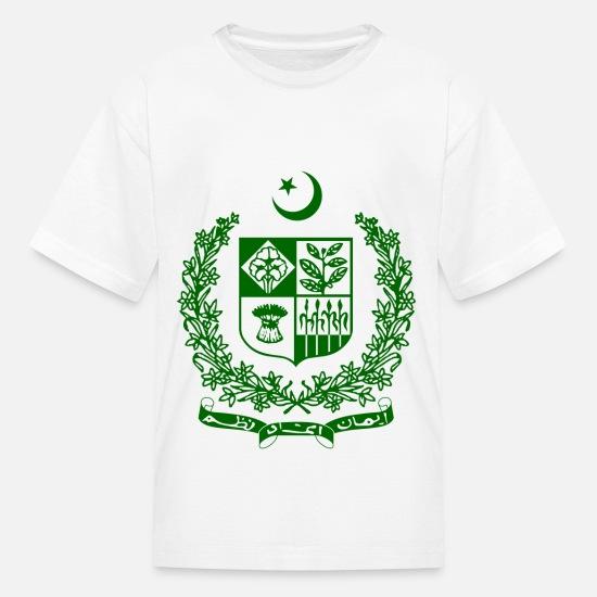 6135d1d6 Crest Pakistan (dd)++ Kids' T-Shirt | Spreadshirt