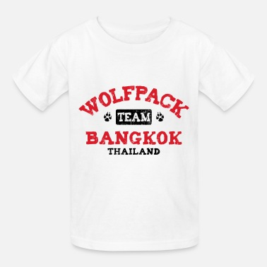 The Hangover 2 Movie Wolfpack Bangkok - Kids' T-Shirt