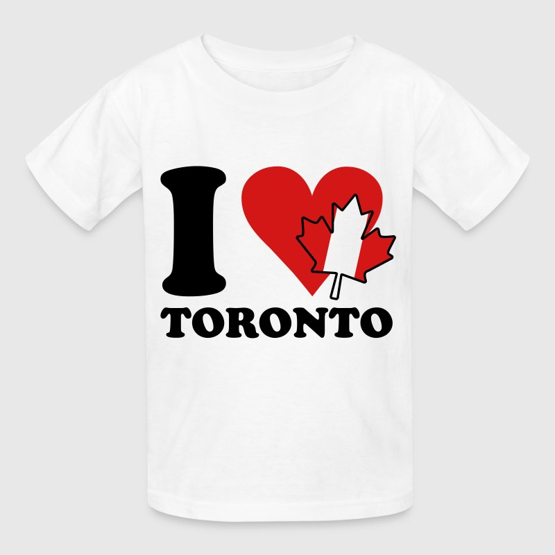 I love toronto - Kids' T-Shirt