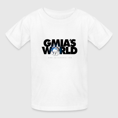 GmiasWorld Classic ToteBag - Kids' T-Shirt