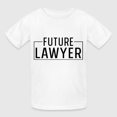 Future Lawyer - Kids' T-Shirt