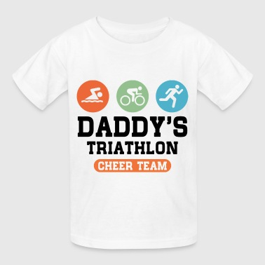 Triathlon Dad - Kids' T-Shirt