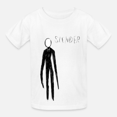 Slenderman Gaming Slender - Kids' T-Shirt