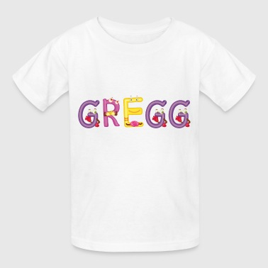Gregg - Kids' T-Shirt