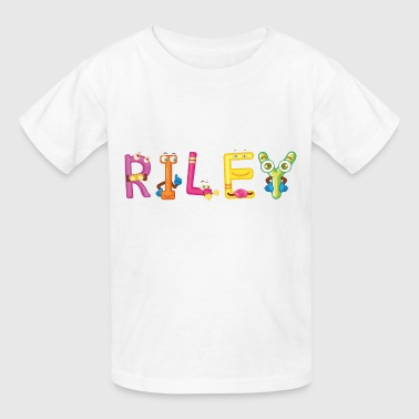 Riley - Kids' T-Shirt