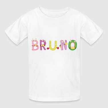 Bruno Mars Bruno - Kids' T-Shirt