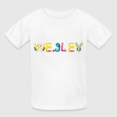 Wesley - Kids' T-Shirt