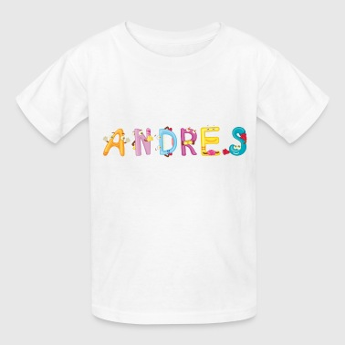 Andres - Kids' T-Shirt