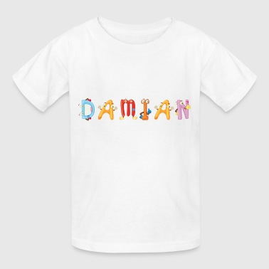 Damian - Kids' T-Shirt
