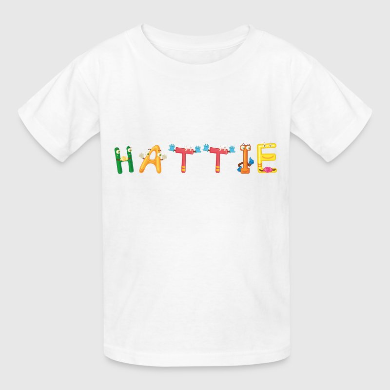 Hattie - Kids' T-Shirt