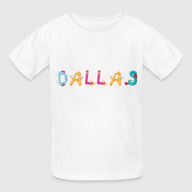 Dallas - Kids' T-Shirt