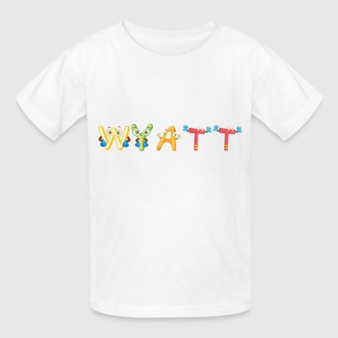 Wyatt - Kids' T-Shirt
