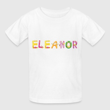 Eleanor - Kids' T-Shirt