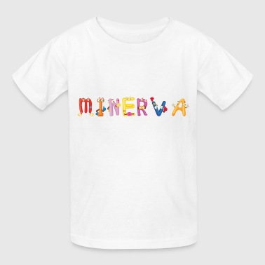 Minerva - Kids' T-Shirt