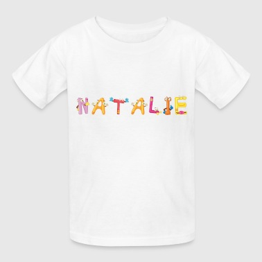 Natalie - Kids' T-Shirt
