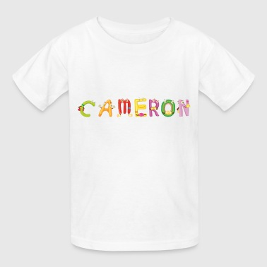 Cameron - Kids' T-Shirt