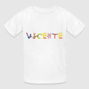 Vicente Vicente - Kids' T-Shirt