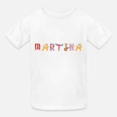 Martina Martina - Kids' T-Shirt