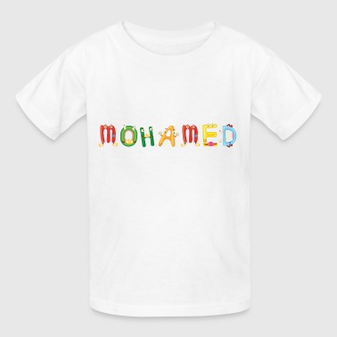 Mohamed - Kids' T-Shirt