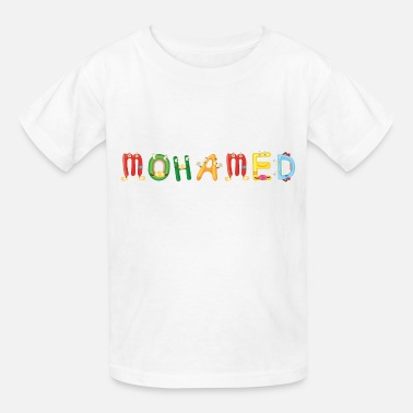 Mohammed Mohamed - Kids' T-Shirt