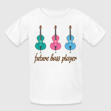 Future Bass Player Music - Kids' T-Shirt