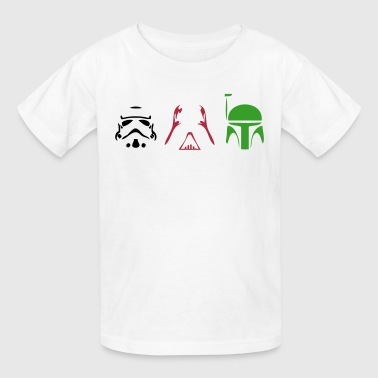 High Quality Darth Vader Trooper, Vader, Bounty [Star Wars] - Kids' T-Shirt