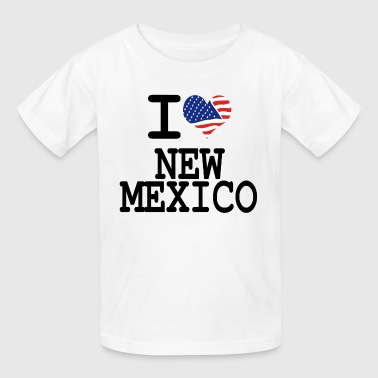 i love new mexico - Kids' T-Shirt