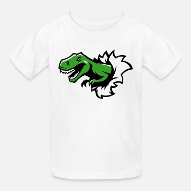 Angry Giant Angry T-Rex - Kids' T-Shirt