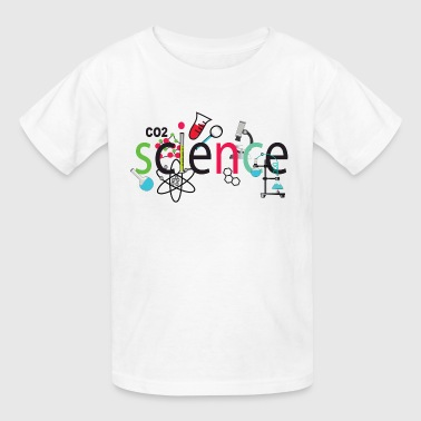 Science student,science school T shirt - Kids' T-Shirt