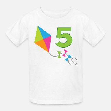 5 Years Old Birthday 5th Birthday 5 Year Old - Kids' T-Shirt