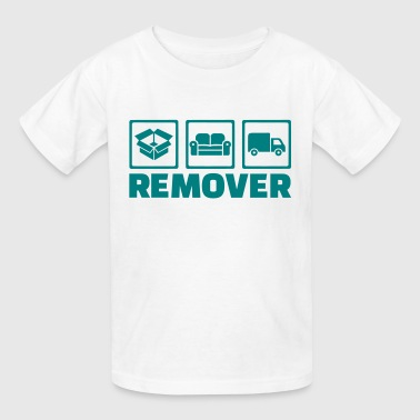 Removable Remover - Kids' T-Shirt