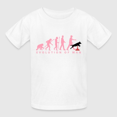 evolution_agility_dogsport_10_2016_b_3c - Kids' T-Shirt