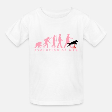 Agility evolution_agility_dogsport_10_2016_b_3c - Kids' T-Shirt