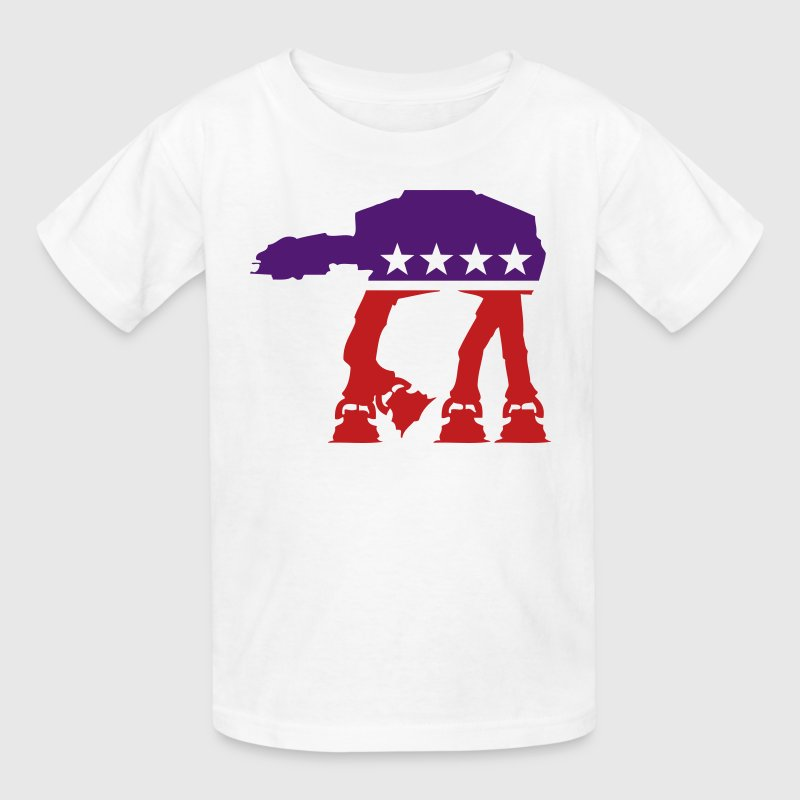 Republican At-At - Kids' T-Shirt