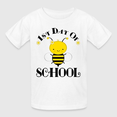 1st Day of School Girls - Kids' T-Shirt