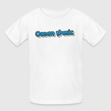 music - Kids' T-Shirt