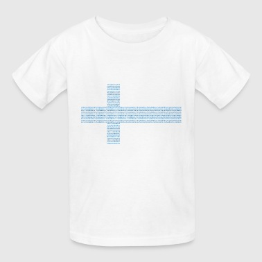 Finland Sauna Flag - Kids' T-Shirt