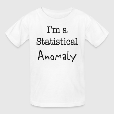 Statistical Anomaly - Kids' T-Shirt