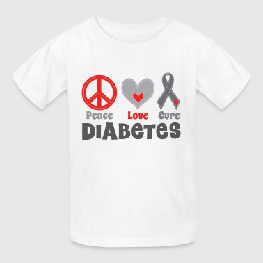 Diabetes Cure - Kids' T-Shirt
