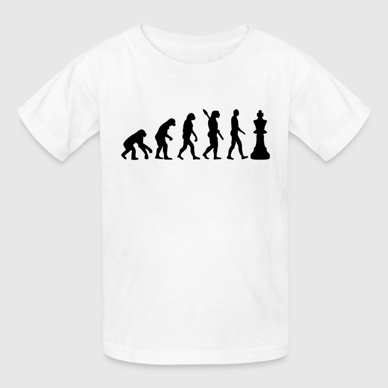 Chess king - Kids' T-Shirt