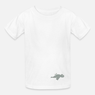 Dead Birds dead bird (1c) - Kids' T-Shirt