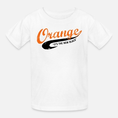 Piper Free Piper, Orange is the New Black Kids' Shirts - Kids' T-Shirt