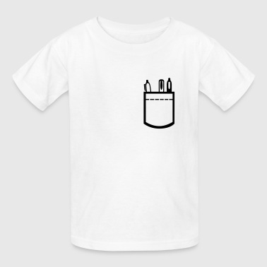 Shirt pocket - Kids' T-Shirt