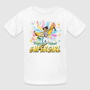VI-Super-Girl - Kids' T-Shirt